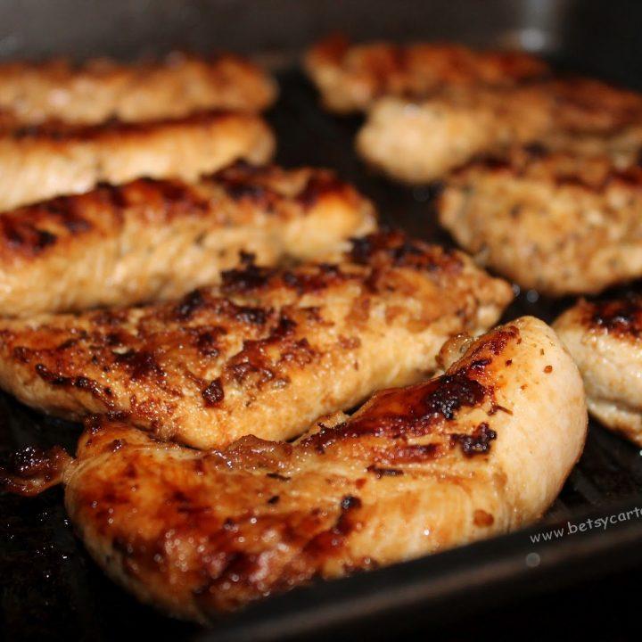 Fajita Lime Chicken