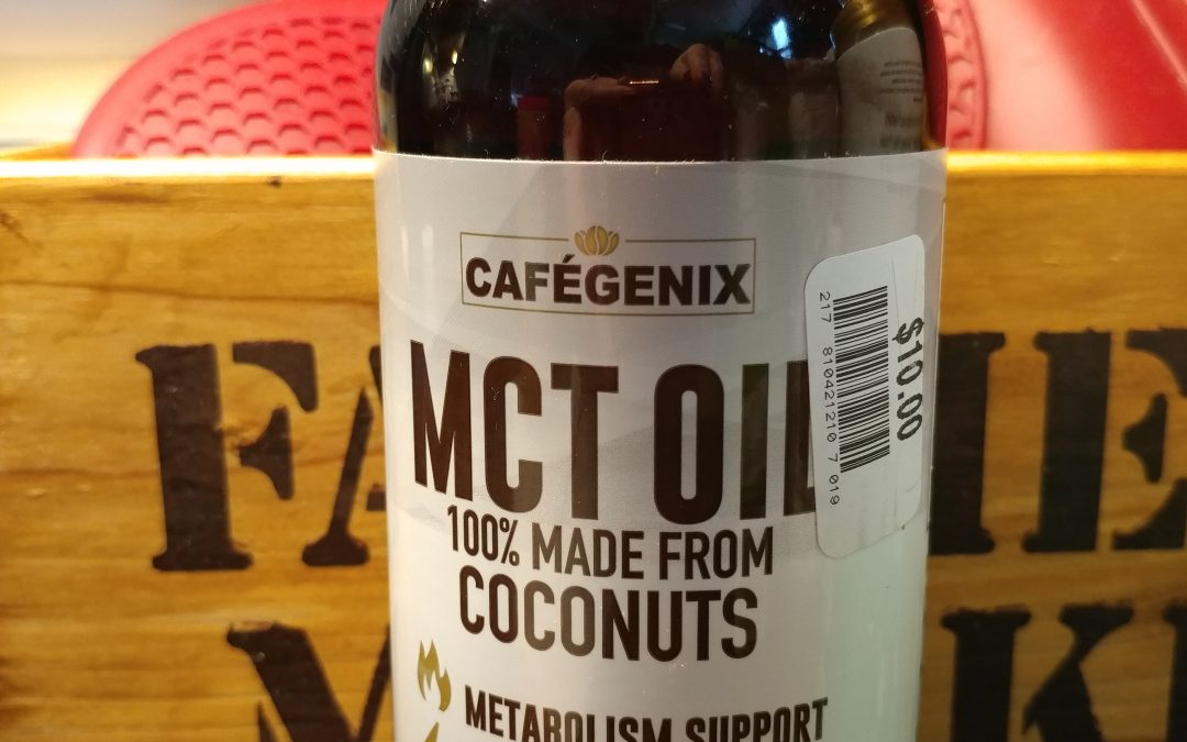 MCT Oil: What it is and Why You're Going to Love It!