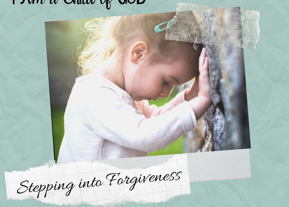 Stepping into Forgiveness