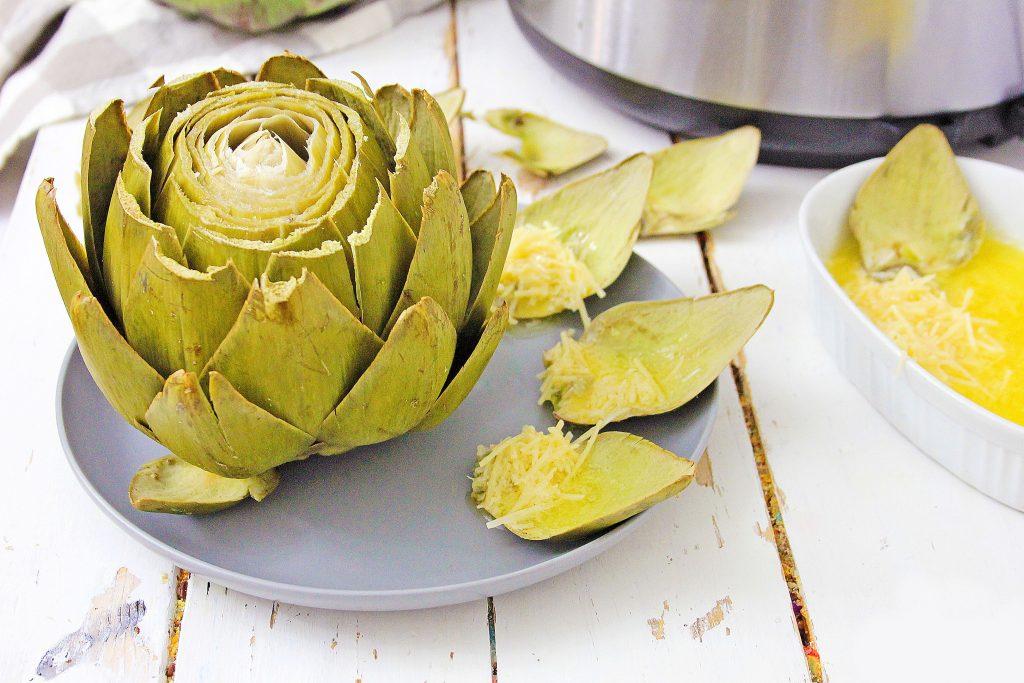 instant pot artichokes