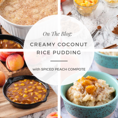 PIN coconut pudding