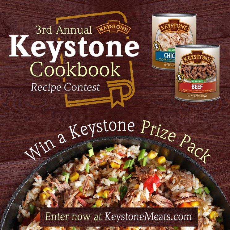 cookbook contest
