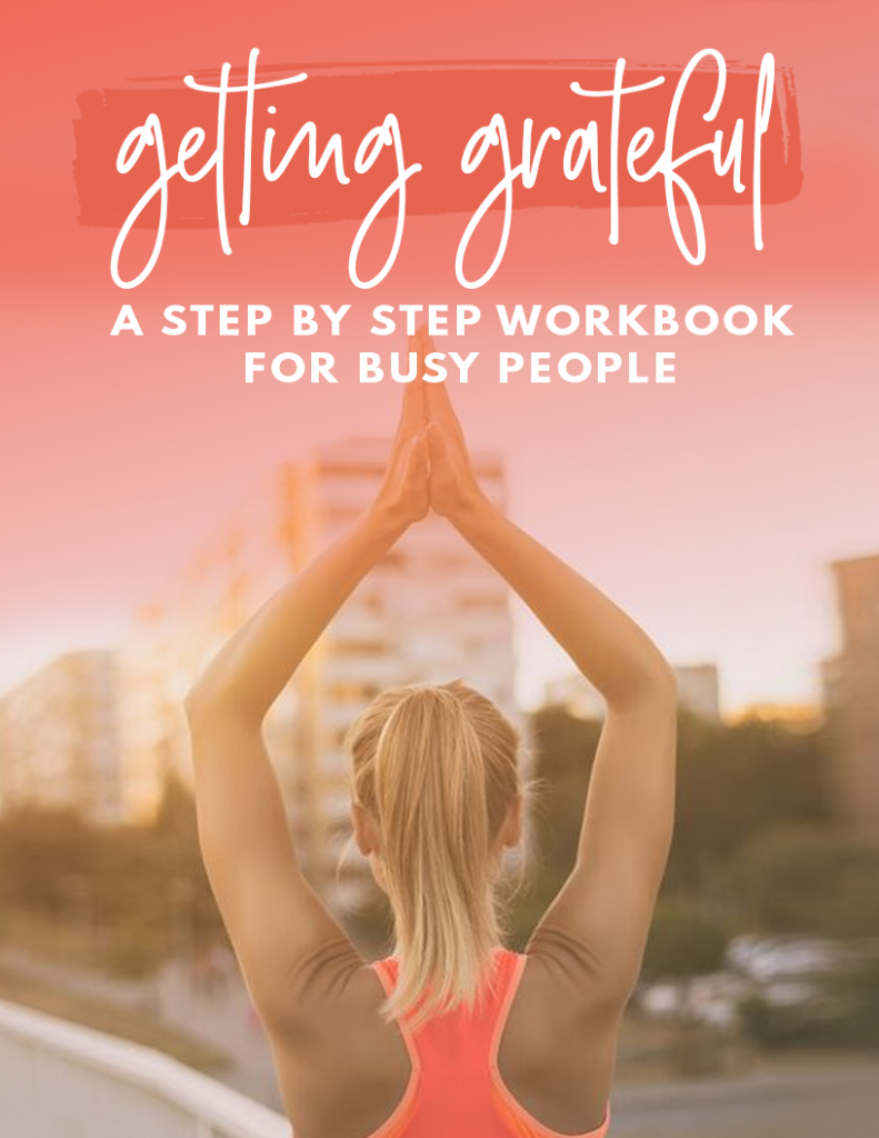 getting grateful cover